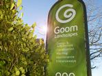 Goom Landscapes Office Signage