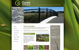 Click to visit Goom Landscapes website